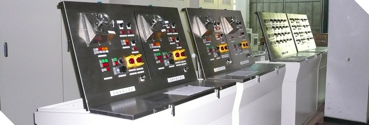 Board and control equipment production
